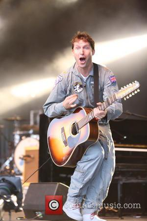 James Blunt - Hop Farm Music Festival 2014 - Day...