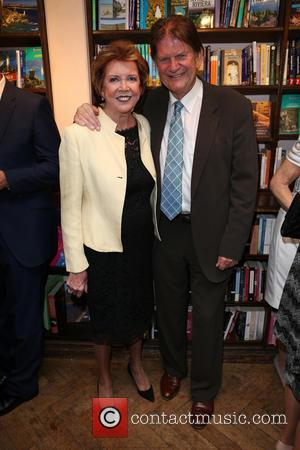 Cilla Black and Guest - Former magazine cover star celebrates the release her fifth novel 'Tell The Girl', with a...