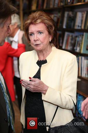 Cilla Black - Former magazine cover star celebrates the release her fifth novel 'Tell The Girl', with a launch party...