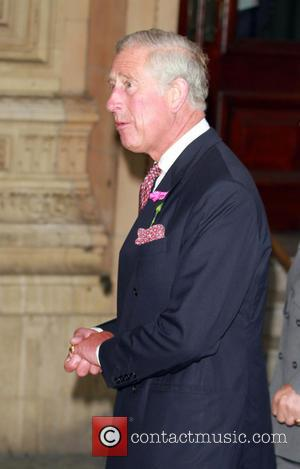 Prince Charles - Business in the Community's National Gala Dinner...