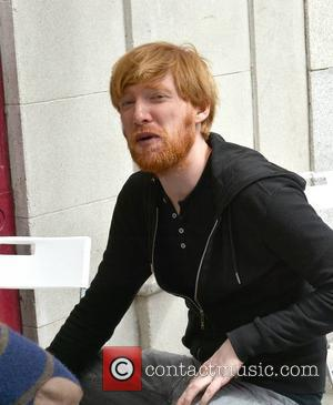 Domhnall Gleeson - Currently filming Star Wars: Episode VII actor Domhnall Gleeson looked every bit a budding Jedi Knight with...