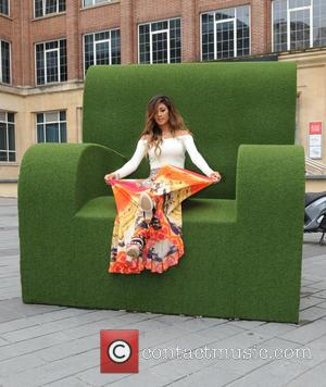 Nicole Scherzinger - Nicole Scherzinger attends a photocall in London - London, United Kingdom - Friday 11th July 2014