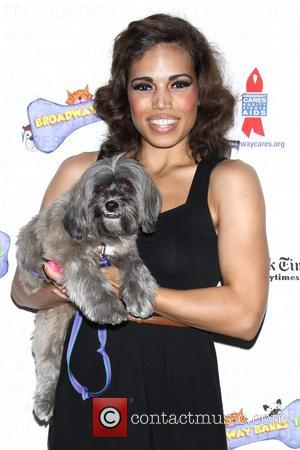 Ciara Renee - Broadway Barks 16, a star-studded animal adoption event held in Shubert Alley - Arrivals. - New York,...