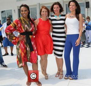 Cynthia Bailey, Jill Zarin, LuAnn De Lesseps and Suzanne Shaw - Jill Zarin's 2nd Annual Luxury Ladies Luncheon held at...