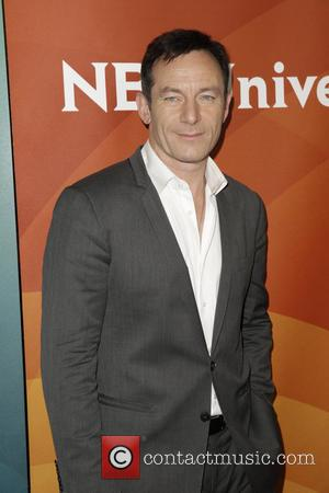 Jason Isaacs - Celebrities attend NBCUniversal's 2014 Summer TCA Tour - Day 2 - Arrivals at THE BEVERLY HILTON HOTEL....