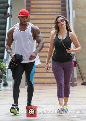 Kelly Brook and David McIntosh - Kelly Brook and fiancé David McIntosh leave a gym in West Hollywood after a...