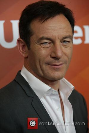 Jason Isaacs - Celebrities attend NBCUniversal's 2014 Summer TCA Tour - Day 2 - Arrivals at The Beverly Hilton hotel...