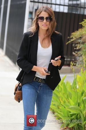 Nikki Reed - Nikki Reed, earlier seen taking a romantic stroll with a male friend after eating lunch at Joan's...