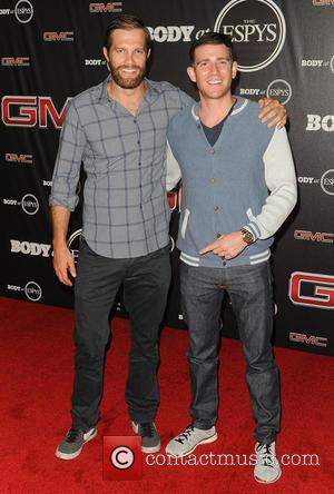 Geoff Stults  Bryan Greenberg - ESPN hosts the official 'BODY at ESPYS' pre-party celebrating the 6th annual 'Body Issue' held...