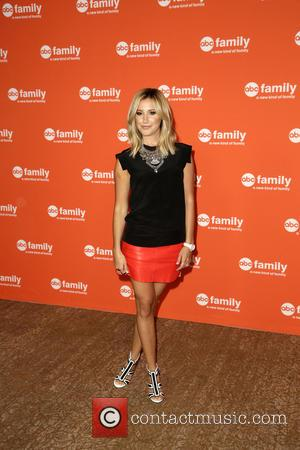 Ashley Tisdale - Disney | ABC TCA 2014 Summer Press Tour at Beverly Hilton Hotel - Los Angeles, California, United...
