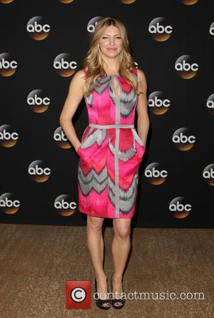 Jes Macallan - Disney | ABC TCA 2014 Summer Press Tour held at The Beverly Hilton Hotel - Arrivals -...