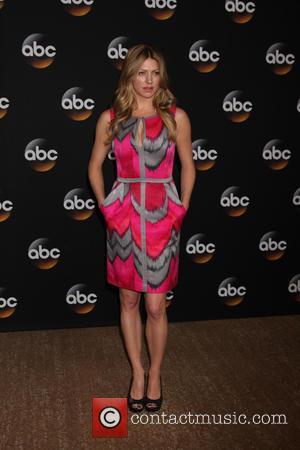 Jes Macallan - Disney ABC TCA 2014 Summer Press Tour - Arrivals - Beverly Hills, California, United States - Tuesday...