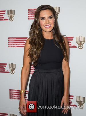 Elizabeth Chambers - American Friends of the Israel Philharmonic Orchestra honor Hans Zimmer at Wallis Annenberg Center for the Performing...