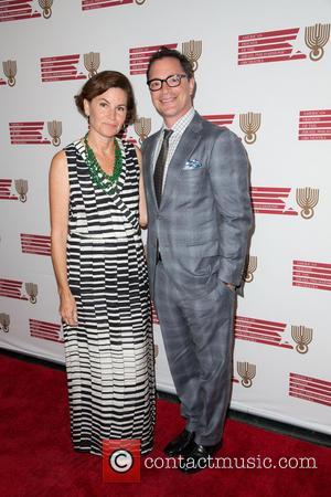 Melissa Malina and Josh Malina - American Friends of the Israel Philharmonic Orchestra honor Hans Zimmer at Wallis Annenberg Center...