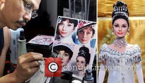 Audrey Hepburn - Celebrity dolls brought to life