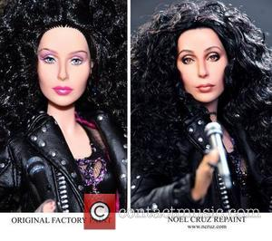 Cher - Celebrity dolls brought to life