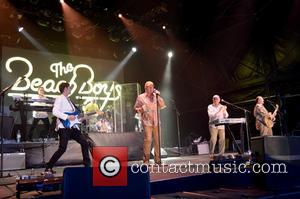 Mike Love, Bruce Johnston and The Beach Boys