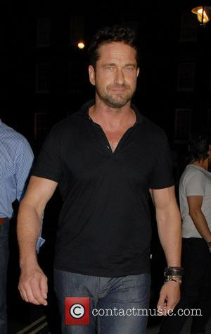 Gerard Butler - Celebrities at Chiltern Firehouse in Marylebone - London, United Kingdom - Friday 18th July 2014