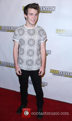 Peyton Clark - 'Mantervention' premiere at TCL Chinese Theatre - Arrivals - Los Angeles, California, United States - Friday 18th...