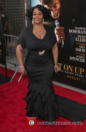 Jill Scott - 'Get On Up' world premiere