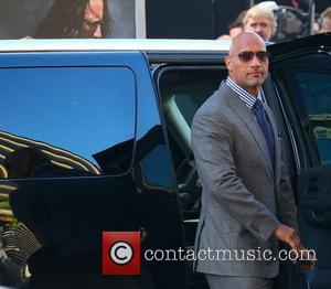 Dwayne Johnson - Los Angeles premiere of 'Hercules' held at the TCL Chinese Theatre - Outisde Arrivals - Hollywood, California,...