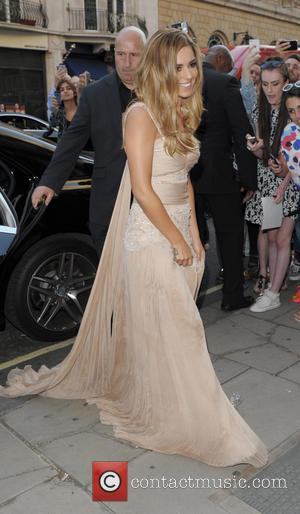 Cheryl Cole and Cheryl Fernandez-Versini - Cheryl Cole arriving at Avenue for the launch of her new perfume - London,...