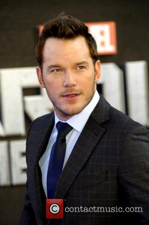 Chris Pratt - UK premiere of 'Guardians of the Galaxy' at Empire Cinema Leicester Square - Arrivals - London, United...