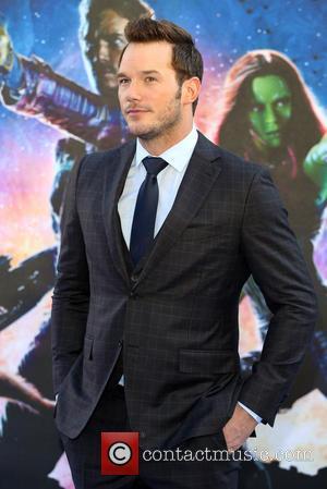 Chris Pratt - 'Guardians of the Galaxy' - UK film premiere held at the Empire cinema - Arrivals - London,...
