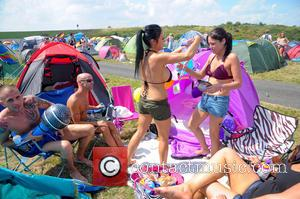 Global Gathering, Day and Atmosphere