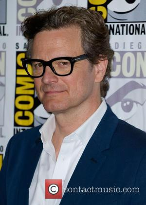 Colin Firth - Comic-Con International: San Diego - 20th Century Fox presentation at San Diego Convention Center - San Diego,...