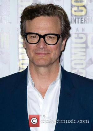 Colin Firth - Comic-Con International: San Diego - 20th Century Fox presentation at San Diego Convention Center - San Diego,...