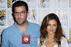 Zachary Quinto Dating Model Miles Mcmillan