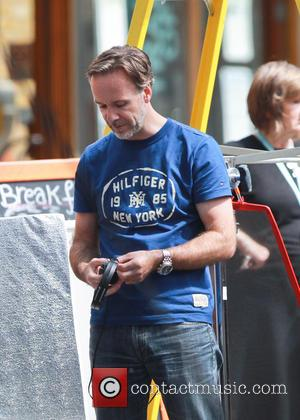 Marcus Wareing - Bradley Cooper filming scenes for his upcoming movie 'Adam Jones' in Notting Hill - London, United Kingdom...