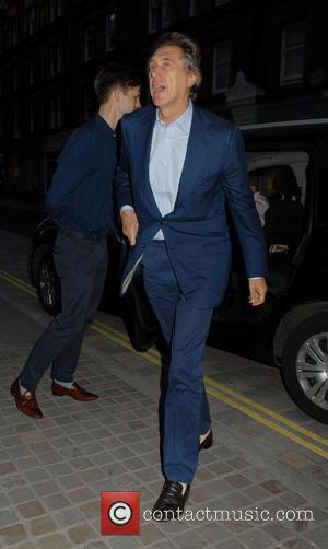 Bryan Ferry - Celebrities at Chiltern Firehouse