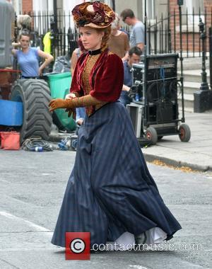 On Set With Ripper Street Series 3 [Pictures]