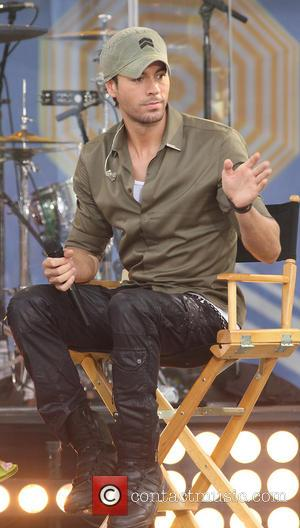 Enrique Iglesias - Good Morning America Summer Concert Series - New York, United States - Saturday 2nd August 2014