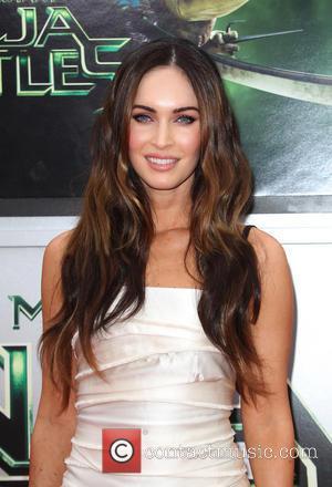 Megan Fox - Los Angeles premiere of 'Teenage Mutant Ninja Turtles' - Arrivals - Los Angeles, California, United States -...