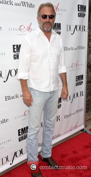 Kevin Costner - The Hamptons Premiere of 'Black and White' at UA Cinema - East Hampton, New York, United States...