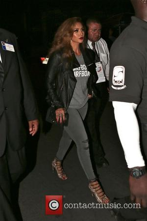 Vanessa Bryant - Celebrities attend the Beyonce and Jay Z concert at the Rose Bowl - Los Angeles, California, United...