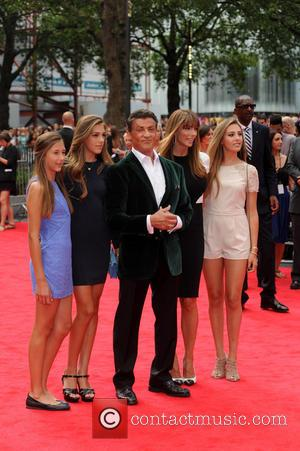 Sylvester Stallone - The Expendables 3 - World Premiere - Arrivals - London, United Kingdom - Monday 4th August 2014