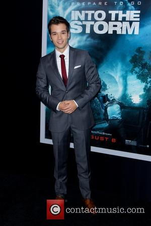Nathan Kress - World premiere of 'Into The Storm'