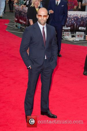 Jason Statham - The Expendables 3 World Premiere held at the Odeon Leicester Square - Arrivals - London, United Kingdom...