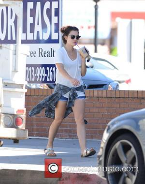 Lucy Hale Talks About