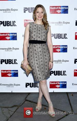 Heidi Schreck - Opening night of 'King Lear' held at the Delacorte Theater - Arrivals - New York City, New...