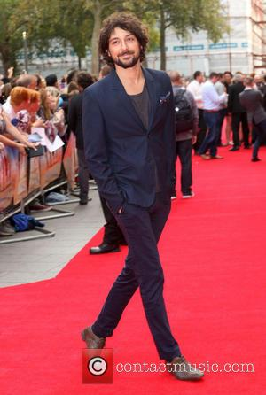 Alex Zane - 'The Inbetweeners 2' world premiere held at the Vue Cinema - Arrivals - London, United Kingdom -...