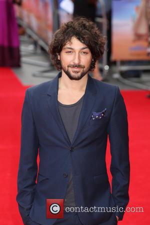 Alex Zane - 'The Inbetweeners 2' - World Premiere held at Vue Cinema West End - Arrivals - ESSEX, United...