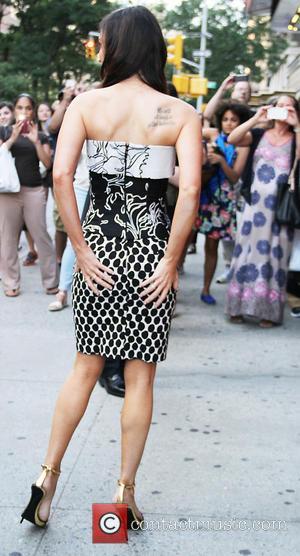 Megan Fox - New York premiere of 'Teenage Mutant Ninja...