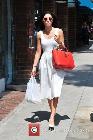 Emmy Rossum - Emmy Rossum spotted out shopping in Beverly Hills - Los Angeles, California, United States - Friday 8th...