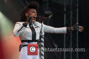Janelle Monáe - Way Out West Festival 2014 - Day 2 - Gothenburg, Sweden - Friday 8th August 2014