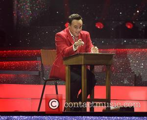 Ant McPartlin - Ant & Dec's Takeaway Tour Live at The Phones 4 U  Arena Manchester, UK - Manchester,...